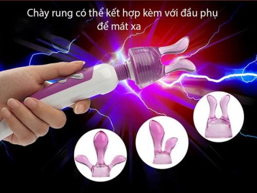 Chay rung massage thu dam